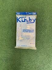 Genuine Kirby Style 1 Vacuum Cleaner Bags--3 Bags