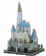 The highest difficulty Nano block 3D Building block toy Castle 4700pcs+/sets