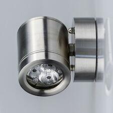 LED Applique murale lampe extérieure LED Luminaires Mur extérieur en acier inox