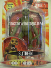 Doctor Who - Slitheen - Poseable Action Figure - Series 1 one - BOXED/BRAND NEW!