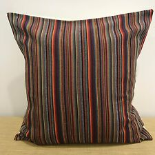 "CLEARANCE!.........18"" (45cm) Mexican Fabric Brown Cushion Cover. Made Australia"