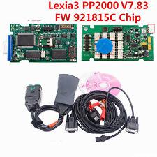 2017 V7.83 Lexia3 Diagnostic Scanner V48 PP2000 for Citroen Peugeot Diagbox MT