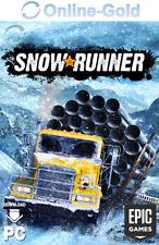 SnowRunner - Epic Games Key - PC Game Digital Code 2020 [Simultation] [DE/EU]