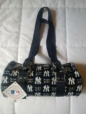 New York Yankees Designer Tote Bag. Beautiful,  New with tags,  FREE SHIPPING!!