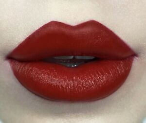 Kat Von D Kvd Studded Kiss Crème Lipstick Misfit Red Copper Full Size New