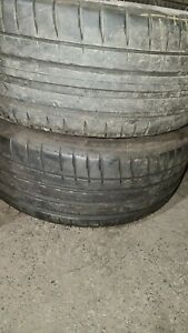 X2 Matching Pair Of 205/40/18 Michelin Pilot Sport 4 Extra Load Tyres