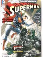 AUSWAHL = SUPERMAN ab Heft 21 - 57 ( Panini ab 2012 - 2017 ) NEU