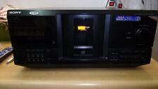 Sony CDP-CX235 CD 200fach CD-Wechsler mit Fernbedienung