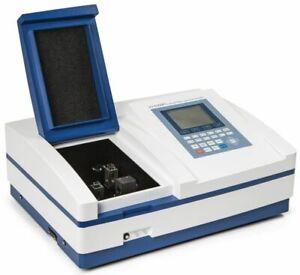 Nuevo VWR UV-6300PC Doble Haz 190-1100nm Uv-Vis Espectrofotómetro Kit Con /