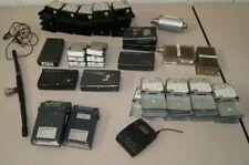 Job Lot Sennheiser Transmitters/Antenna  - Spares/Repair (L)