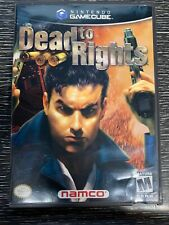 Dead to Rights (Nintendo GameCube, 2002) - Complete