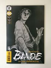 BLADE OF THE IMMORTAL #41 Dark Horse Comics Heart of Darkness 7/8 2000 Manga NM