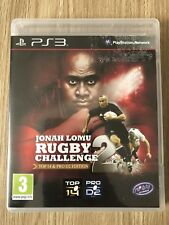 JONAH LOMU RUGBY CHALLENGE 2 TOP 14 PLAYSTATION 3 PS3 FRANÇAIS COMPLET
