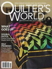Quilter`s World, The Magazine for Today`s Quilter, February 2012