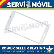 Pantalla Cristal Blanca Para Samsung Galaxy NOTE 4 N910F N910 Blanco Lente