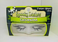 False Lashes CLEAOPATRA Ardel Eyelashes Fright Night Spooky & Adhesive Drag