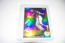 2009 Topps World Baseball Classic Rising Star Redemption # 8 Dae Ho Lee
