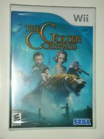 The Golden Compass ~ Nintendo Wii Game Sega 2007 Brand New ~ HIS DARK MATERIALS