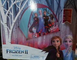 y Frozen 2 No-Floor Dome Tent