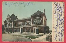 1906 Used Postcard Knoxville TN  Railroad Station