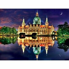 Buffalo Games - Reflections: NEW TOWN HALL - 1000 Piece Jigsaw Puzzle