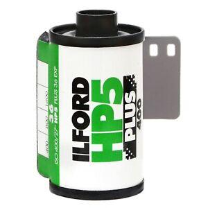 Ilford HP5 Plus B/W Film 135 35 mm ISO 400