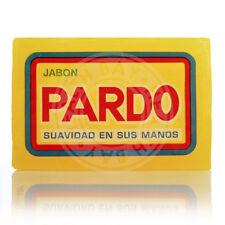 PARDO Glycerine Moisturizing Laundry Soap Jabon Barra detergente ropa Glicerina
