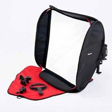 "Manfrotto SpeedBox 54 Universal Softbox w/ Speedlite Bracket (21x21"") -2 Stops"