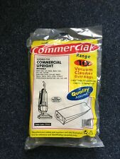 Upright Commercial Vaccum Cleaner Bags SEBO 360 Karcher CW50 (PK of 10) FREE P&P