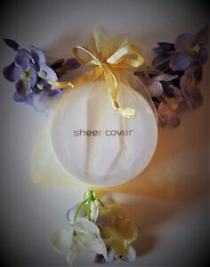 NEW Sheer Cover *Perfect Shade* Sweat-Proof Mineral Foundation ~Medium Shade~ 4g