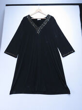 A-055 UCW - Under Cover Wear - Eye-catching design LONG tunic top 18-20 NEW