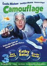 Camouflage: Includes 3 Bonus Movies (DVD, 2016)