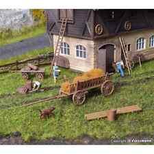 Vollmer 43699 1/87 Ho Decors Set Craft at Farm H0