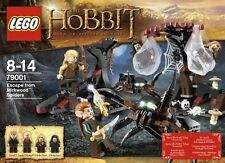 BRAND NEW SEALED LEGO 79001THE HOBBIT ESCAPE FROM MIRKWOOD SPIDERS RETIRED SET
