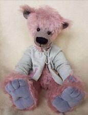 Künstler-Bär, Teddy, *Sita*, 40 cm,- entworfen und Handarbeit von *gelibären*