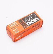 AZO AzoPan PS21 -Romanian made BW 120 film-1990 Expired film