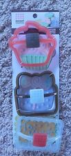 Sweet Creations Good Cook Cookie Cutters Cupcake/Present/Gift Tag New! set 3
