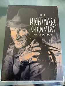 Nightmare on Elm Street - Teil 1-7 DVD Collection - Uncut - Deutsch - Rarität