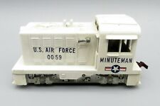Vintage Lionel HO Scale Train Engine US Air Force Minute Man #0059 59 Switcher