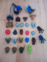 Lego Bionicle Torso & Chest Armour bundle with Claws and more