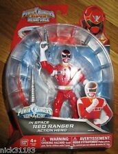Power Rangers Super Megaforce IN SPACE RED RANGER 38218 ANDROS