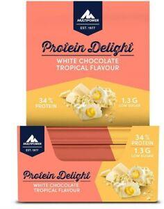 Multipower Protein Delight 18x35g Pack / Eiweißriegel Proteinriegel MHD 28.02.21
