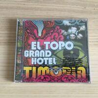 Timoria _ El Topo Grand Hotel _ CD Album PROMO _ 2001 Polydor SIGILLATO RARO!