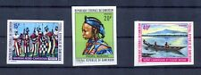 Cameroon 1972 Pictorials B imperforated. VF and Rare