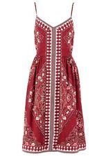 NEW Banana Republic Multi-Print Strappy Dress - RRP $148.00