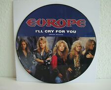 Europe | I 'll Cry for you | picture | Epic de 1991 | LP: very good + | vinyle