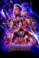 Authentic Marvel Avengers Endgame End Game Blu-ray & Digital Copy Code Pre-Order
