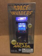 NAMCO TINY ARCADE SPACE INVADERS WORLD'S SMALLEST ORIGINAL GAME PLAY