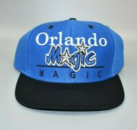 Orlando Magic adidas NBA Spell Out Bar Men's Adjustable Snapback Cap Hat