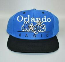 Orlando Magic adidas NBA Spell Out Bar Men's Adjustable Snapback Cap Hat